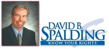 David Spalding Attorney