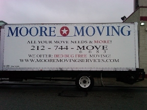 Moore Moving - New York, NY