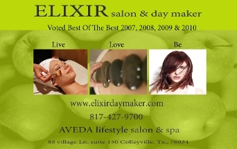 Elixir Salon & Day Maker - Colleyville, TX