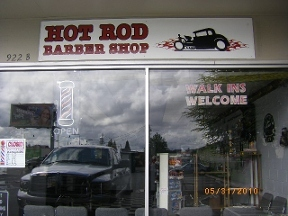 Hotrod Barbershop