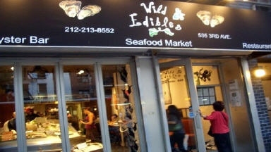 Wild Edibles Seafood, Market &amp; Winebar