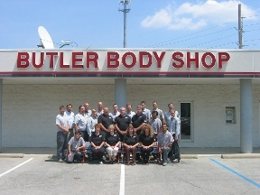 Butler Body Shop/Butler Auto Collision - Carmel, IN