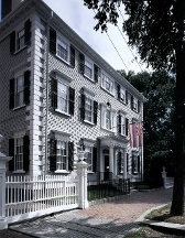 The Phillips House, A Historic New England Property - Salem, MA