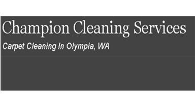 Champion Cleaning Services - Olympia, WA