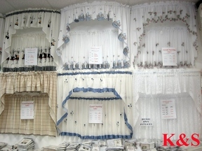 K&S Curtains Plus - Union, NJ