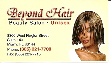 Beyond Hair Beauty Salon