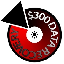$300 Data Recovery - North Hollywood, CA