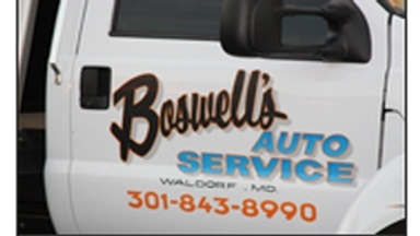 Boswell S Auto Service Towing In Waldorf Md 20602 Citysearch