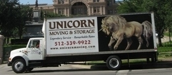 Unicorn Moving - Austin, TX