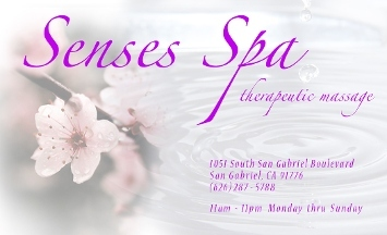 Senses Massage