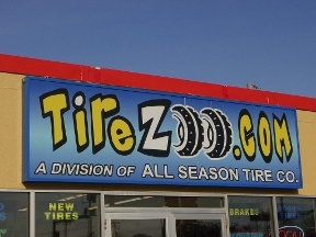 Anoka Tire, Aka The Tirezoo
