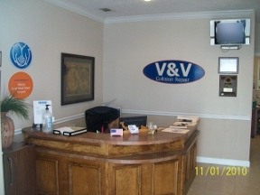 V & V Paint and Body - South Houston, TX