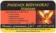Phoenix Bodyworks Massage