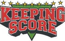 Keeping Score Custom Lettering