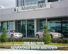 ADVANTAGE BMW MIDTOWN - Houston, TX