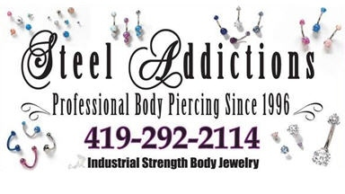 Steel Addictions Professional Body Piercing - Toledo, OH