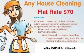 Gomez House Cleaning - Grayslake, IL