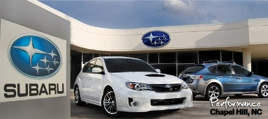 Performance Subaru