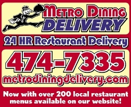Metro Dining Delivery 24 Hour Restaurant Delivery Service