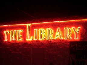 The Library Gentlemen's Club