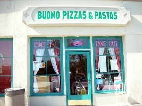 Bunos Pizza &amp; Pasta