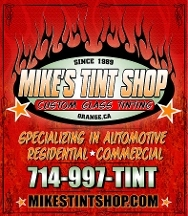 Mike's Tint Shop - Orange, CA
