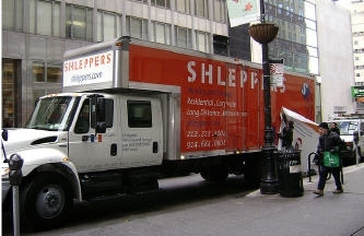 Shleppers Moving U0026 Storage   New York, ...