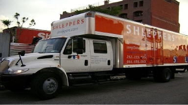 Shleppers Moving &amp; Storage