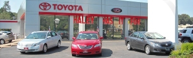 Haley Toyota Certified Center