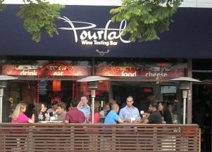 Pourtal Wine Tasting Bar - Santa Monica, CA
