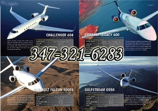 Business Jet At Love Field - Homestead Business Directory