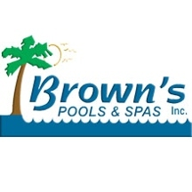 Brown's Pools & Spas INC