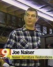 Naiser Furniture Restorations