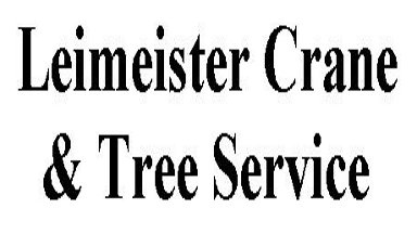 Leimeister Crane And Tree Service - Berlin Heights, OH