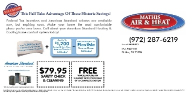 Mathis Air & Heat LLC - Seagoville, TX