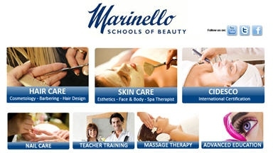 Marinello Schools of Beauty - Santa Clara, CA