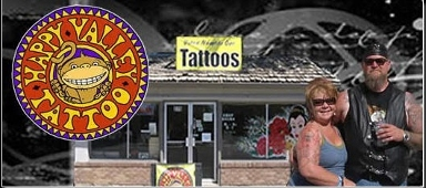 Happy Valley Tattoo &amp; Piercing