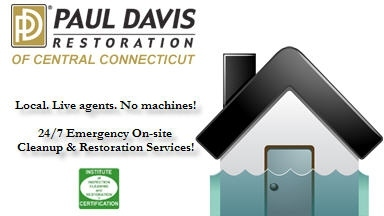 Paul Davis Restoration of Central Connecticut