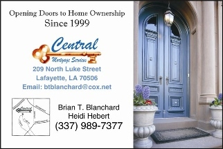 Central Mortgage Services, Inc. of Louisiana
