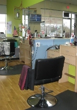 Imagine Salon And Male Image Barber Shop
