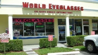 Worldeyeglasses & Personal Eyecare, Dr. Enker Optometrist For Eye Exams