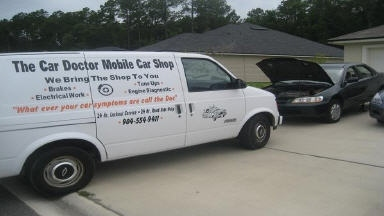 The Car Doctor Mobile Car Shop