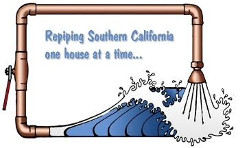 Pacific Coast Copper Repipe Laguna Niguel