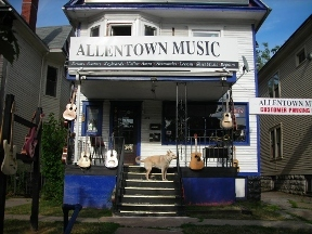 Allentown Music