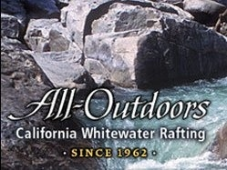 All-Outdoors California Whitewater Rafting - Walnut Creek, CA