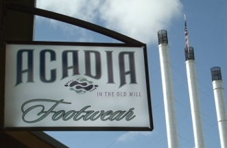 Acadia Footwear