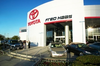 ... Fred Haas Toyota World Website