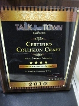Certified Collision Craft