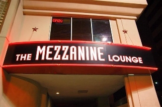 The Mezzanine Lounge & Sports Bar