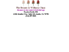 The Beauty &amp; Wellness Clinic